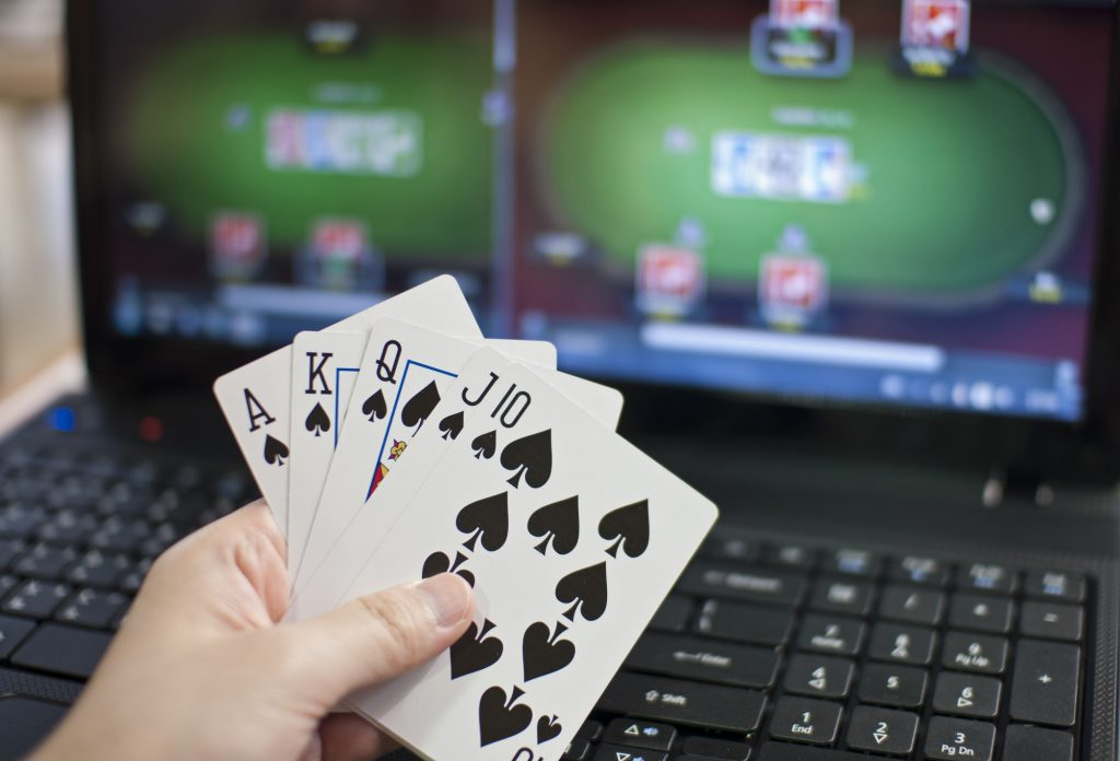 Obtaining About A Raising Popularity Of Online Poker Gambling Games