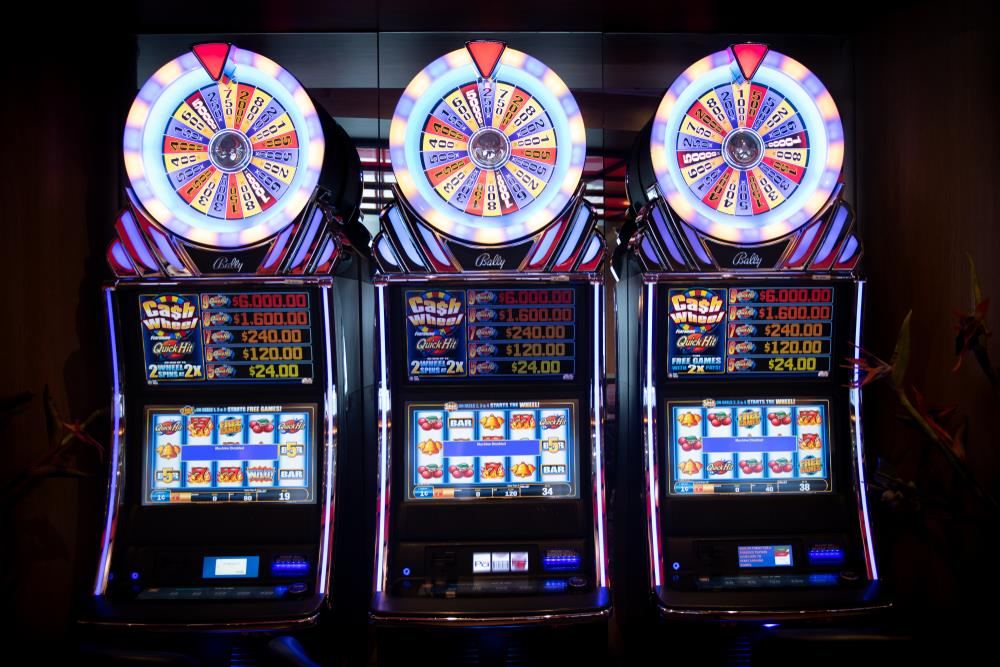 golden slot machine game